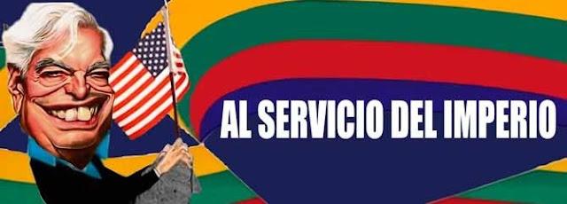 Resultado de imagen de Vargas Llosa, al servicio del Imperio o la prostitución del intelectual