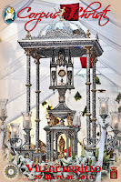 Fiesta del Corpus Christi 2016 - Villacarrillo - José Luis Vázquez