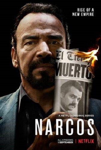 Narcos 3ª Temporada Torrent – WEBRip 720p/1080p Dual Áudio