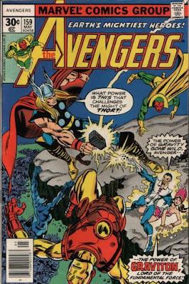 Avengers #159, Graviton