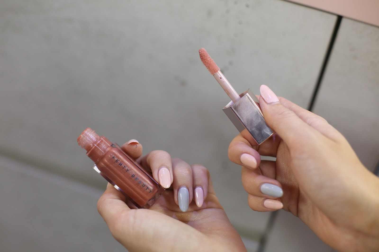 fenty beauty lipgloss