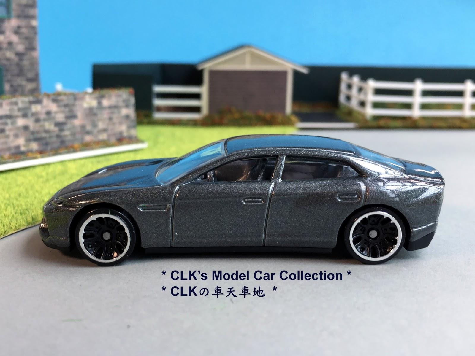 Clks Model Car Collection Clk Hot Wheels 2011 New Lamborghini Estoque Scale Made In Malaysia Mattel