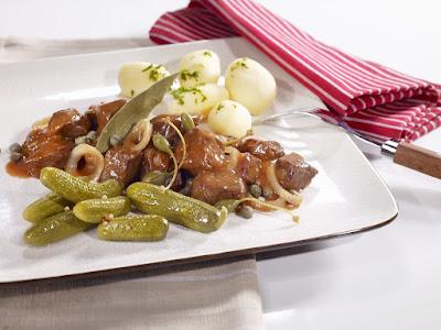 Pfefferpotthast - plato típico gastronomía Westfalia