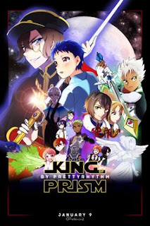 Xem Anime King of Prism by Pretty Rhythm - King of Prism Movie VietSub