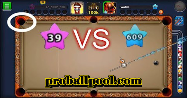 Level 600!! Vs level 39 🤣  insane indirect  trickshots. Walid damoni. 8bp Miniclip