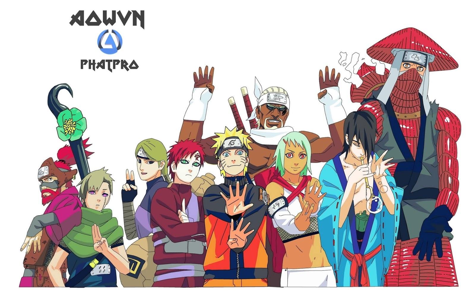 Naruto%2B %2BPhatpro min - [ Anime 3gp Mp4 ] Naruto Ova | Vietsub - Cực Hài