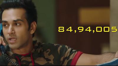 Pulkit Samrat HD Image In Fukrey Returns Movie