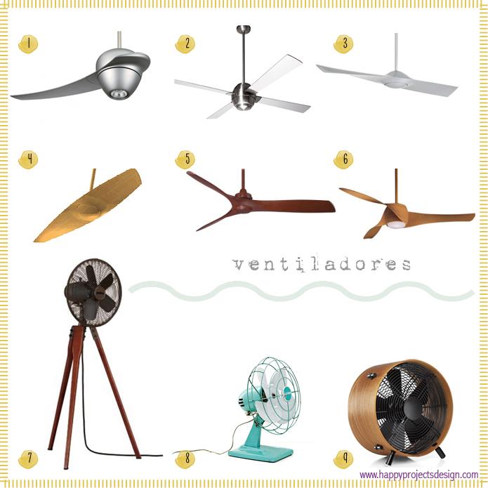 selección ventiladores