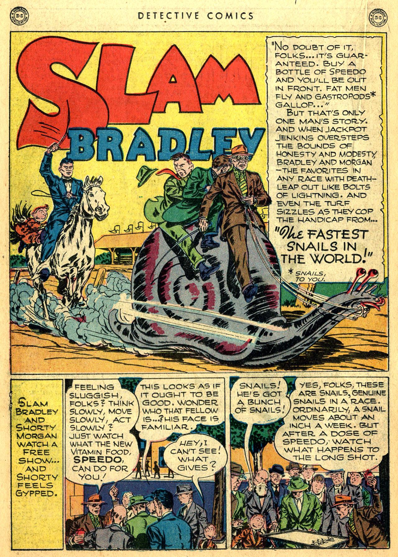 Read online Detective Comics (1937) comic -  Issue #117 - 24
