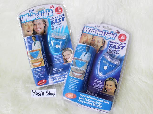 Obat Pemutih Gigi White Light Teeth Whitening, Pemutih Gigi Whitelight Review, Pemutih Gigi White Light