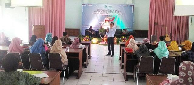 Indonesia Hebat, Jika Mahasiswa Tak Teracuni Politik Uang dan Isu Agama