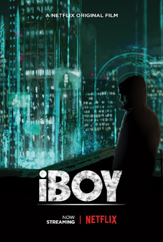 iBoy (Web-DL 720p Dual Latino / Ingles) (2017)