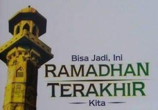 3 Golongan yang Senang Ketika Ramadhan Datang