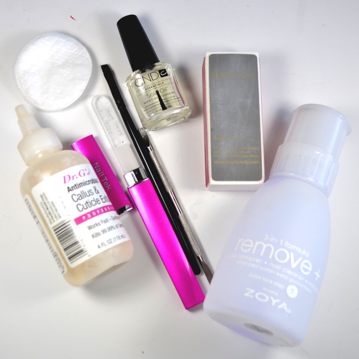 Go Polished: My Nail Care Routine Tutorial