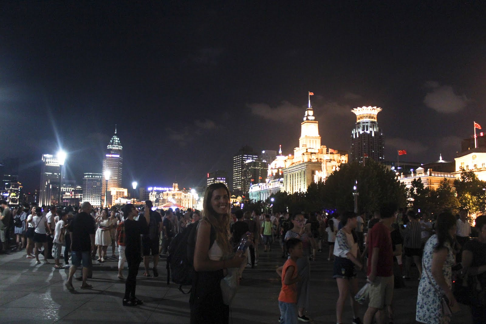 The Bund Shanghai By Night