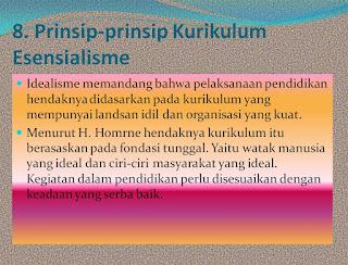 PPT Filsafat Pendidikan (Aliran Esensialisme dan Rekonstruksionisme)