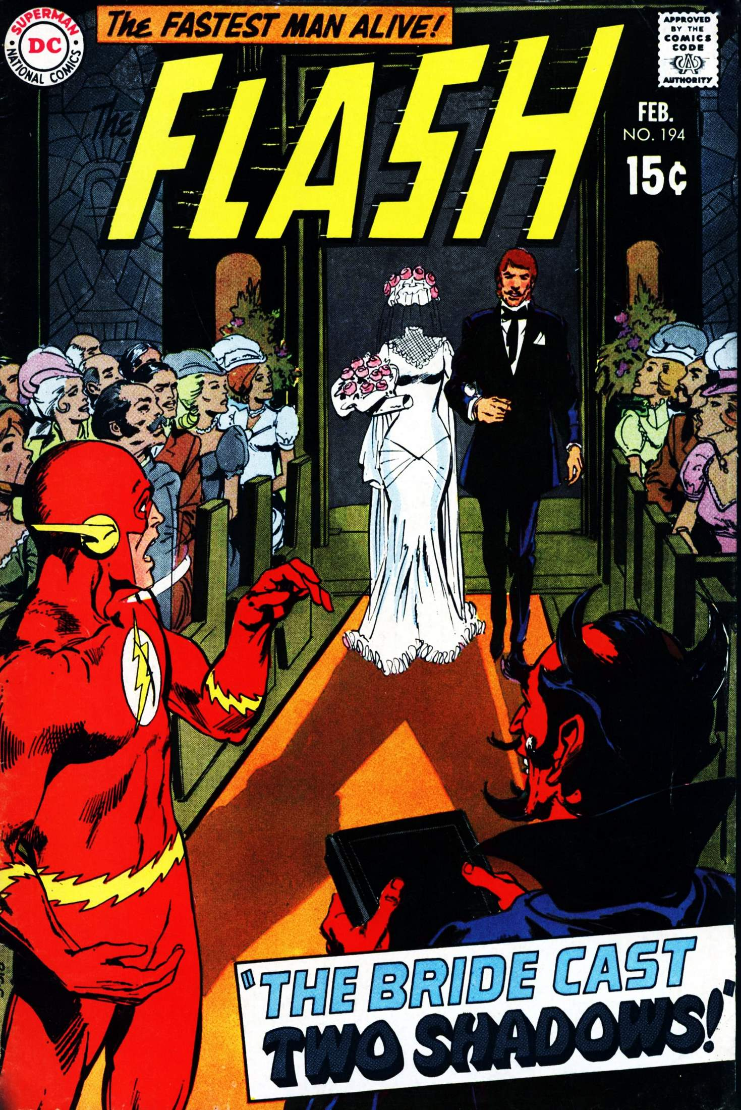 The Flash (1959) 194 Page 1