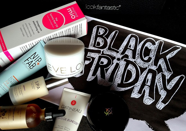 black friday beauty, black friday italia 2017, look fantastic black friday