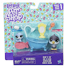 Littlest Pet Shop Series 1 Adorable Adventures Dina Webfoot (#1-79) Pet