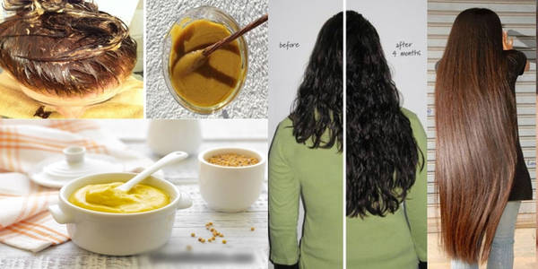 "Make Your HAIR Grow Like ""Crazy"" With This Easy Home-Made Recipe"