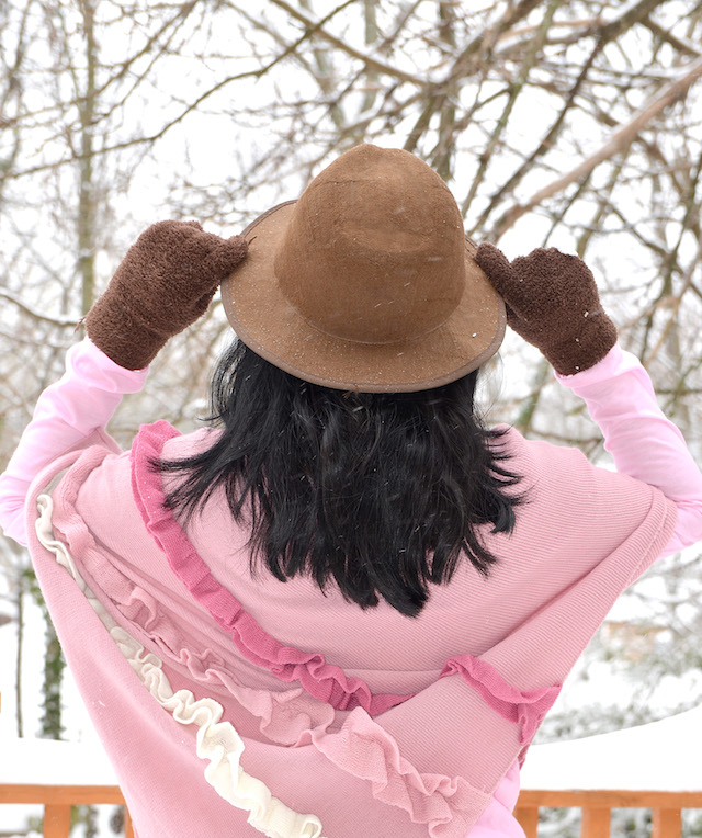 Snowy Weekend - Storm Jonas - Blizzard 2016 - Mari Estilo - Washington DC- WinterStyle