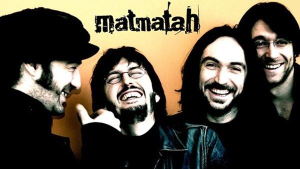 Matmatah en concert 2017