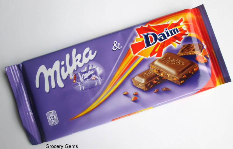 Grocery Gems Review Milka Daim