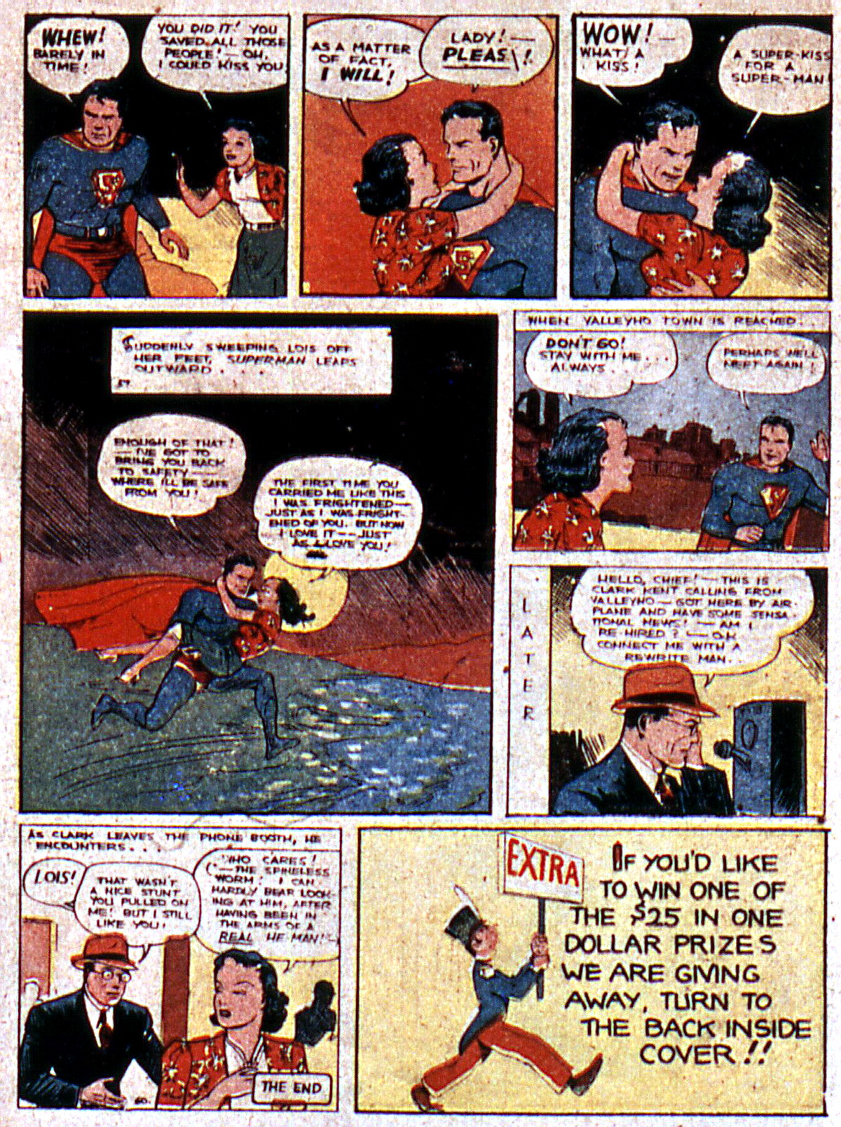 Read online Action Comics (1938) comic -  Issue #5 - 11