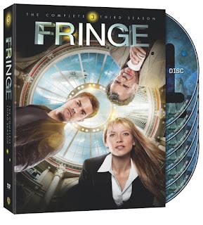 Order Fringe: The Complete Third Season on DVD