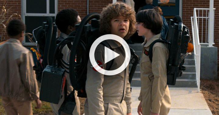 serie stranger things temporada 2 promo trailer