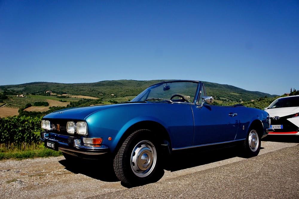 pepopolis 504 cabriolet 1971 test drive de un seductor. Black Bedroom Furniture Sets. Home Design Ideas
