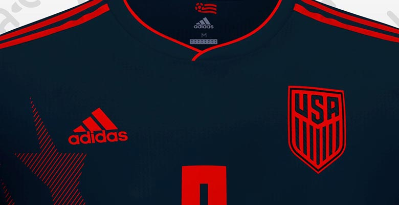 b9f47432c97 What If  Adidas USA 2018 Concept Kit by La Casaca