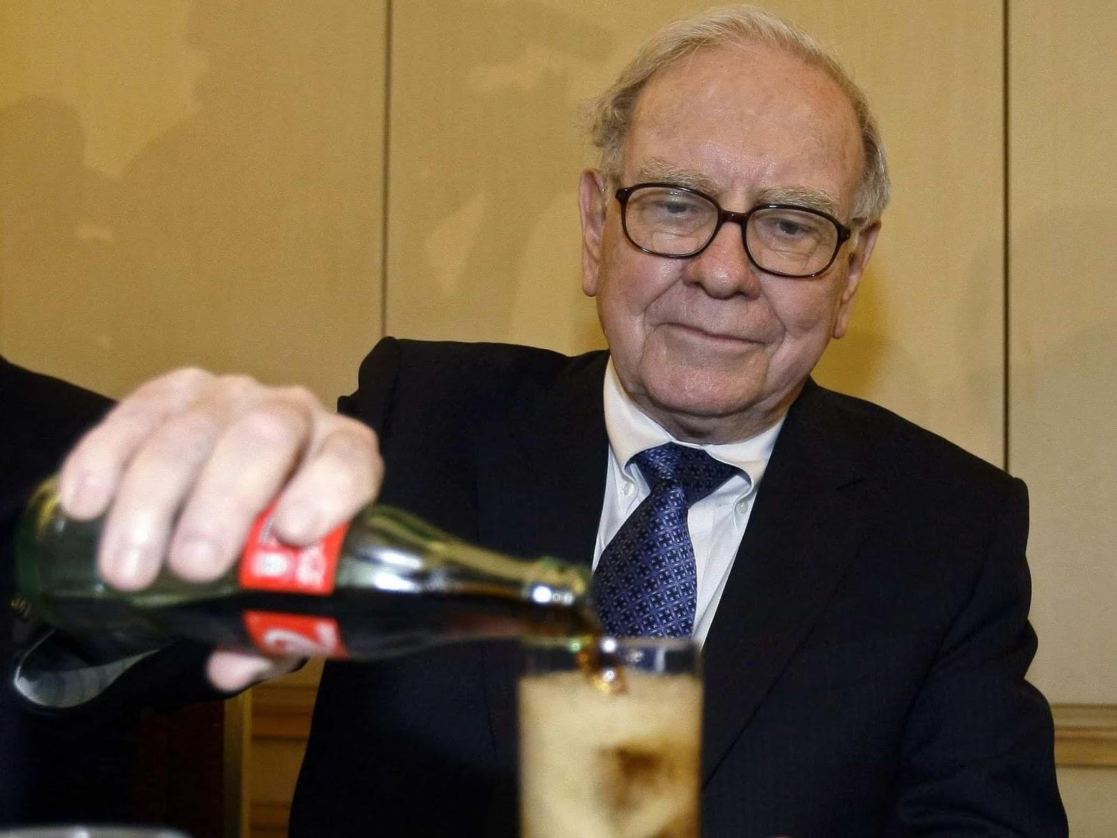 Beliau adalah salah satu investor saham yang paling sukses sepanjang masa
