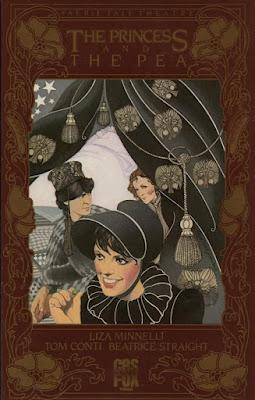 Fotos do Teatro dos Contos de Fada - A Princesa e a Ervilha