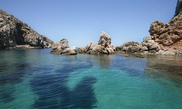 Islas Medas, Costa Brava, Gerona, Cataluña, España