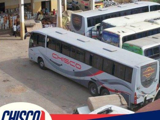 chisco transport ghana phone number