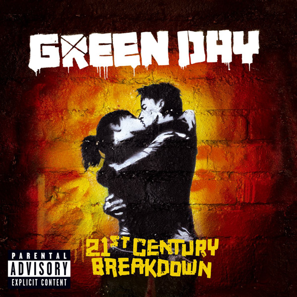 Green Day - 21st Century Breakdown (Deluxe Version) - Album (2009) [iTunes Plus AAC M4A]