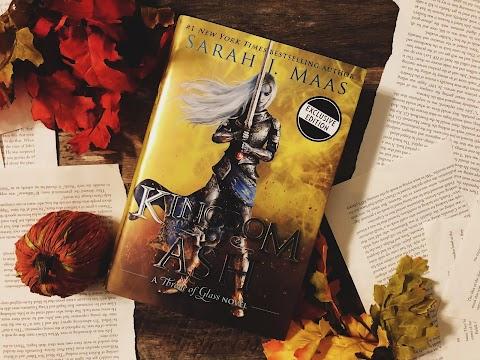 Book Review: Kingdom of Ash by Sarah J. Maas