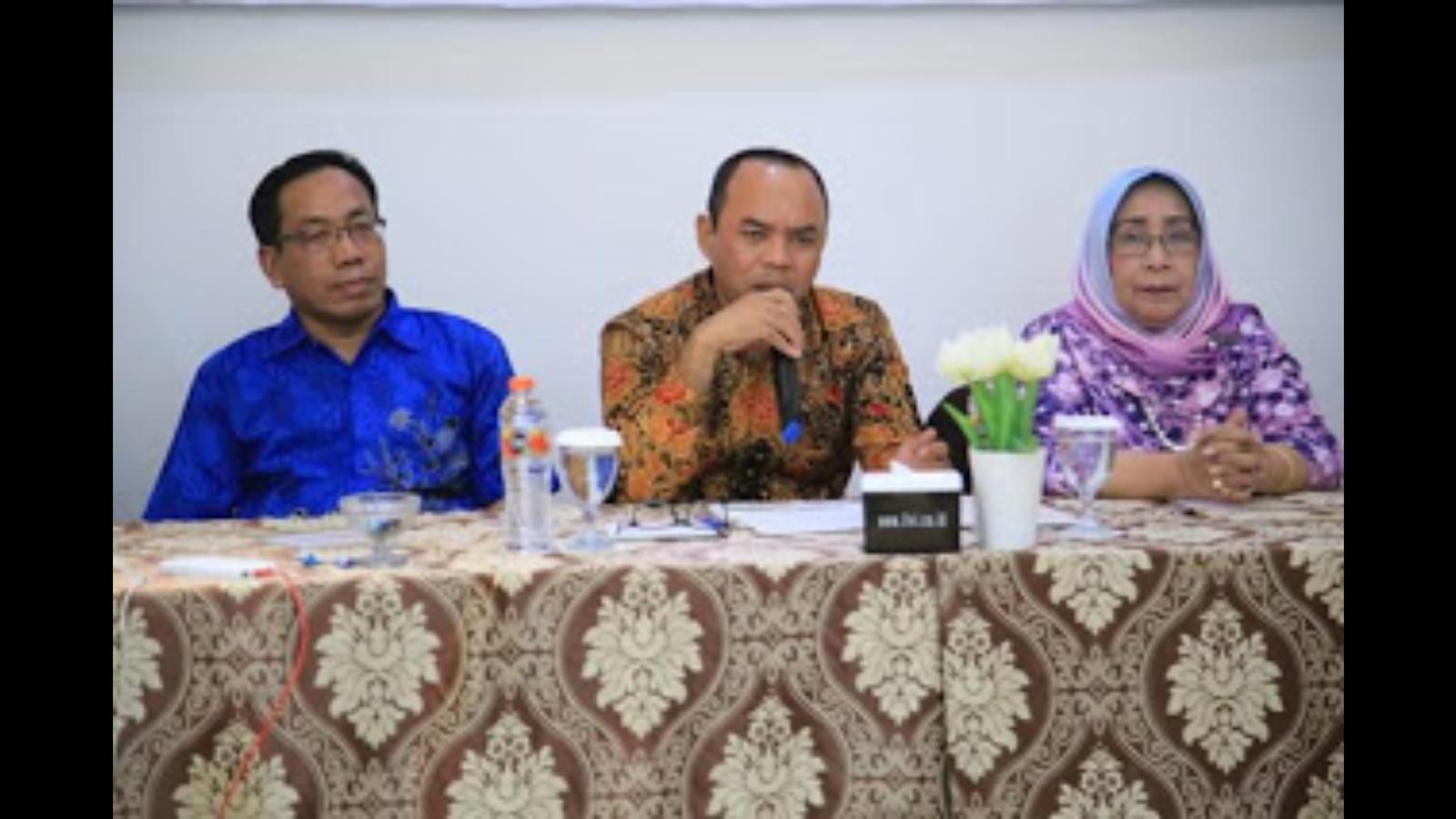 Plt Bupati Hadiri Acara Forum Komunikaasi Daerah TPB di Medan