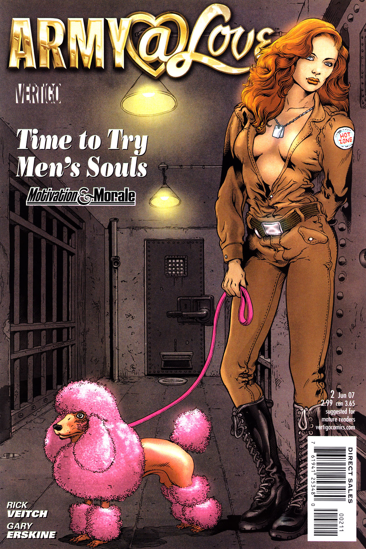 Read online Army @ Love comic -  Issue #2 - 1