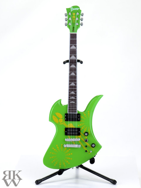hide Guitar Collection 1/8 Burny MG-PS