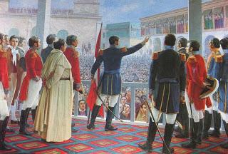 declaracion de la independencia peruana