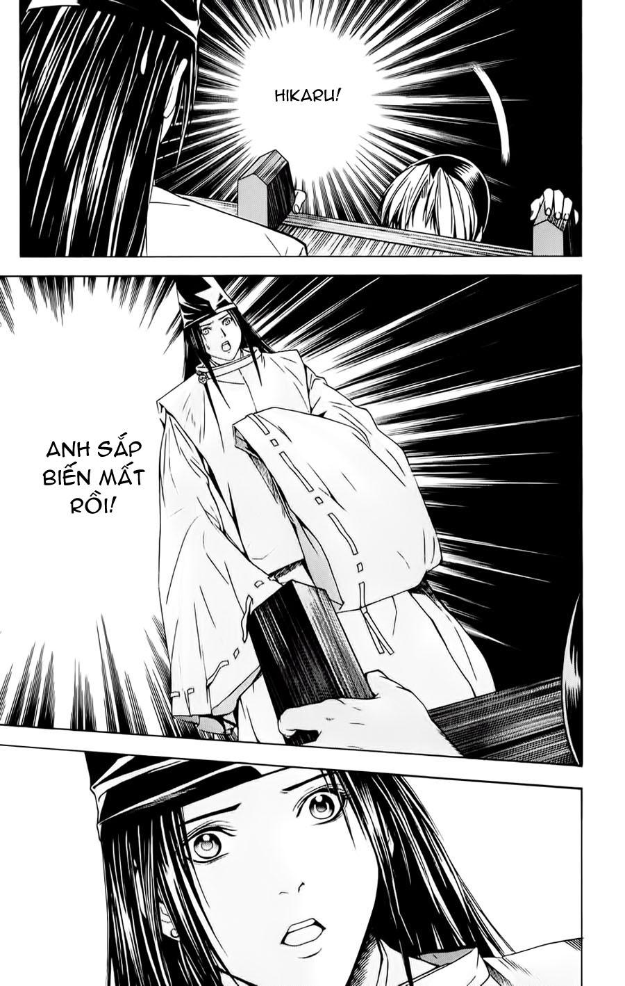 Hikaru No Go hikaru no go chap 123 trang 6