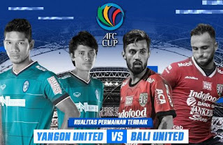 Bali United Kalah 2-3 dari Yangon United - Highlights #AFCCup2018