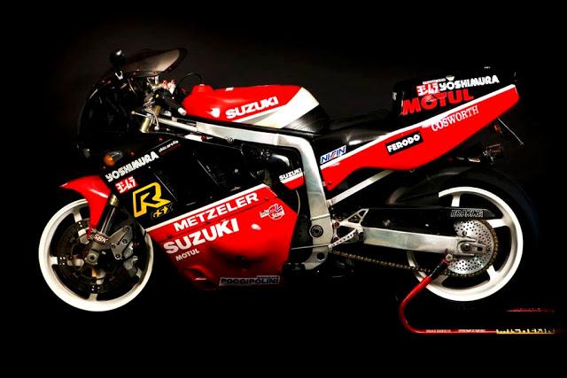 Custom  Yoshimura Suzuki GSXR Slingshot - Image via La Zone Noire
