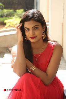 Telugu Actress Anusha Stills at Dhyavudaa Movie Teaser Launch  0049.JPG