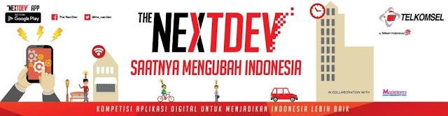 The NextDev Roadshow Medan 2016
