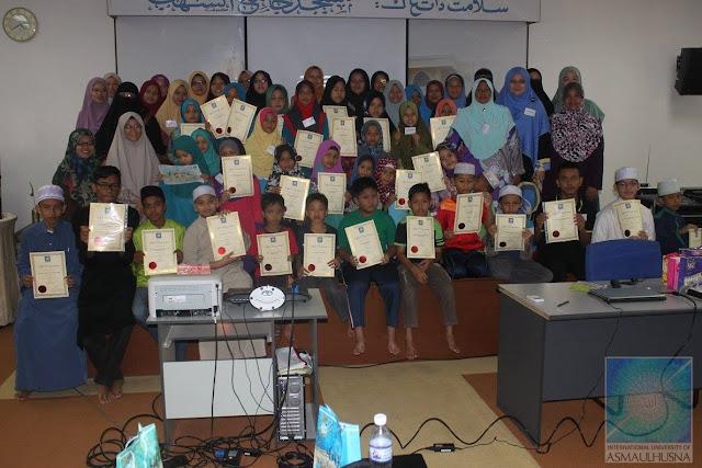 Program Pelajar Cemerlang Dengan Penghayatan Asmaul Husna