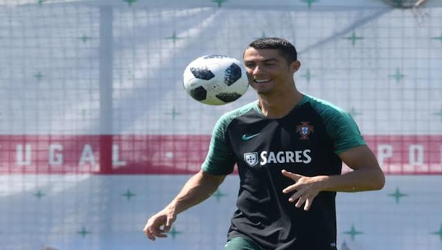 Le secret de l'éclatante forme de Cristiano Ronaldo
