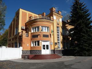 Новгородське. Фенольний завод. Адміністративна будівля. 1929 р.